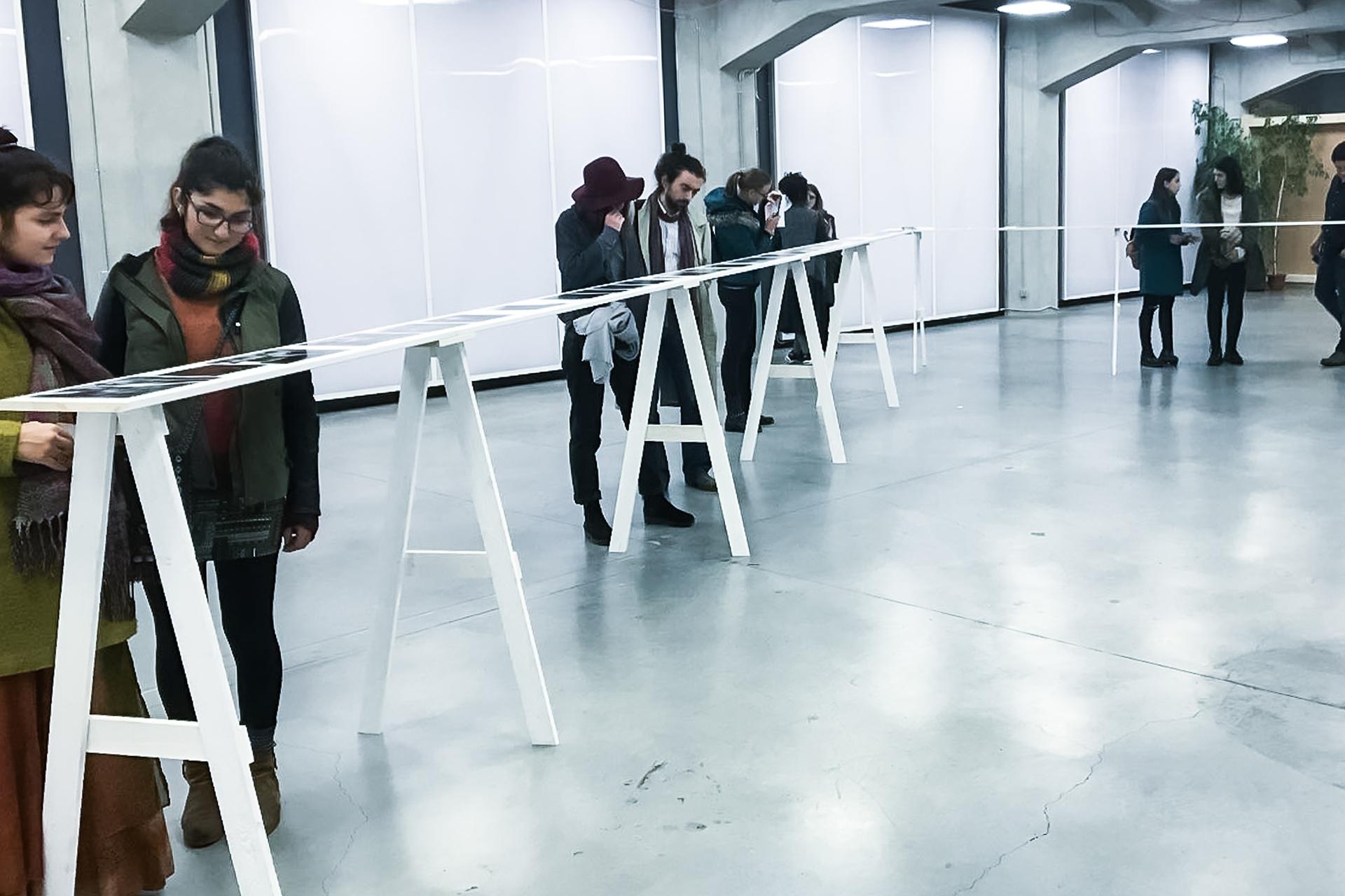 Sabina Suru_exhibition_Exposing Movement_2017