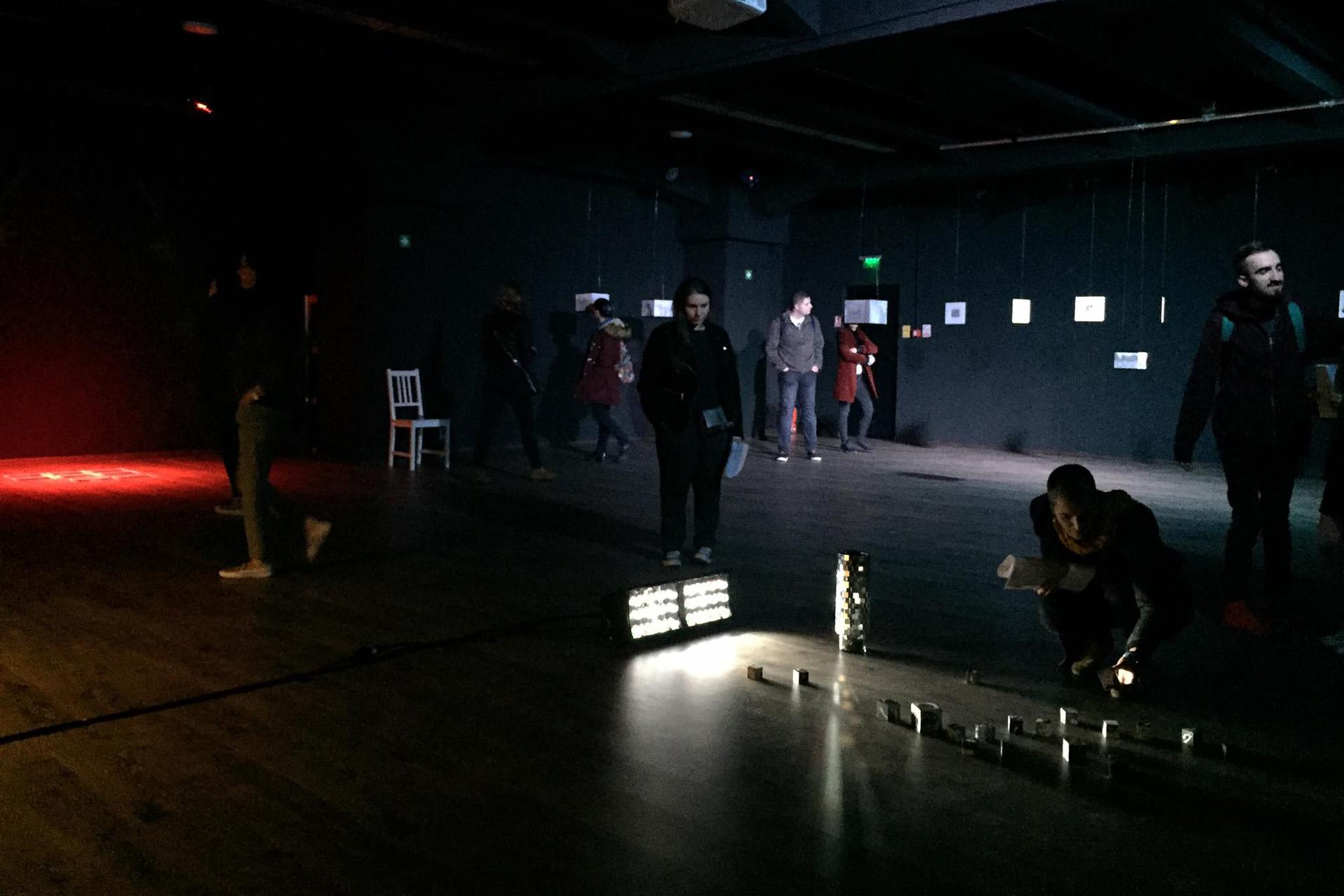 Sabina Suru_exhibition_Exposing Movement_2018